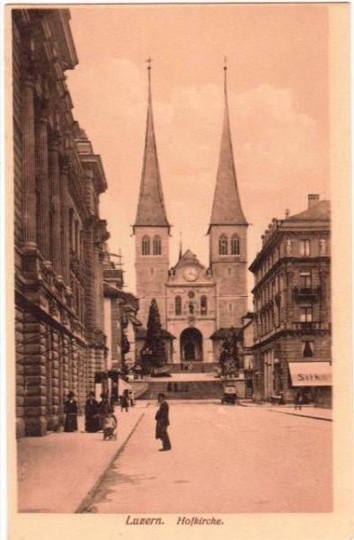 画像1: スイス ルツェルン Luzern (1)