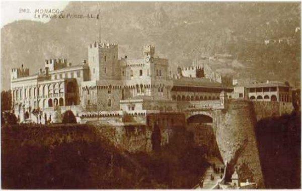 画像1: モナコ Le Palais du Prince L.L 宮殿 (1)