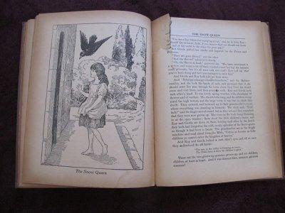 画像2: アンティーク本・洋書★「不思議の国のアリス」 童話集 1929年 大判