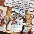 画像2: Postcard 3匹の子猫 Three little kittens マザーグース (2)