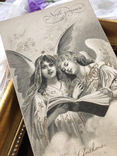 画像1: Postcard 歌う天使たち  (1)