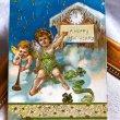 画像1: Postcard  新年祝い 新年を告げる天使たち アメリカ1907年 (1)