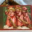 画像1: Postcard  ほうきと3人の女の子 Ellen Jessie Andrews (1)
