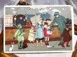 画像2: Bon Marche   ボンマルシェカード 童話les vacances du petit parisien プチ・二コラの夏休み (2)