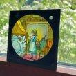 画像3: Antique Magic Lantern Glass Slide アンティーク マジックランタン・スライド 赤ずきんちゃん(10)  (3)