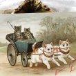 画像1: Postcard 猫車 Helena Maguire  (1)
