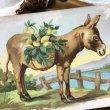 画像1: Postcard レモンを運ぶロバ (未使用) (1)